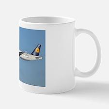 Lufthansa Airbus A321 Mug