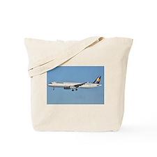 Lufthansa Airbus A321 Tote Bag