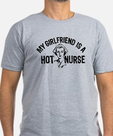 My Girlfriend is a Hot Nurse T