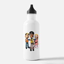 School Crossing Guard Water Bottle