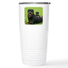 Rottweiler 9W025D-081 Travel Mug