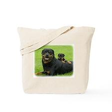 Rottweiler 9W025D-081 Tote Bag