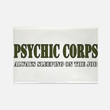 Psychic Corps Rectangle Magnet