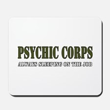 Psychic Corps Mousepad