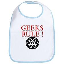 Geeks Rule ! Bib