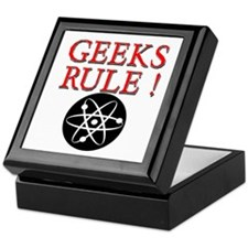 Geeks Rule ! Keepsake Box