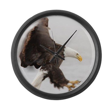 Full Approach Large Wall Clock