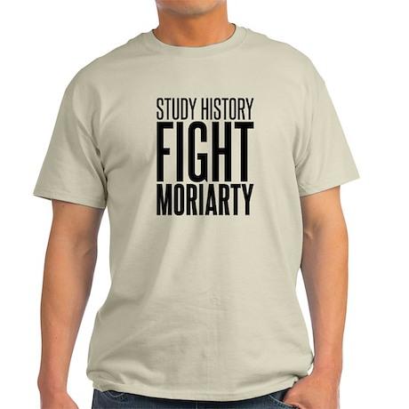 Study and Fight (History) Light T-Shirt