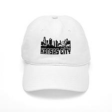 Kansas City Skyline Baseball Cap