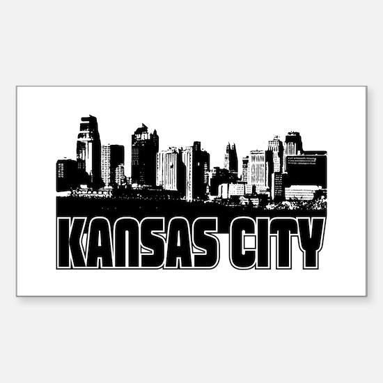 Kansas City Bumper Stickers CafePress - Custom vinyl stickers kansas city
