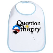Question Othority Bib