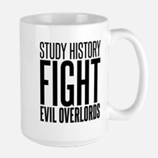 Evil Overlords Large Mug