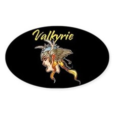 SCREAMING VALKYRIE Decal