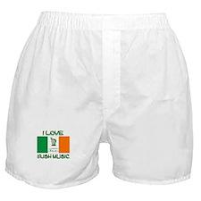SING ALONG Boxer Shorts