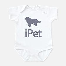 Bergamasco Sheepdog Infant Creeper