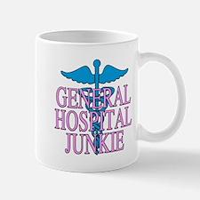 General Hospital Junkie Mug