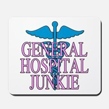 General Hospital Junkie Mousepad