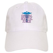 General Hospital Junkie Baseball Cap