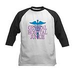General Hospital Junkie Kids Baseball Jersey