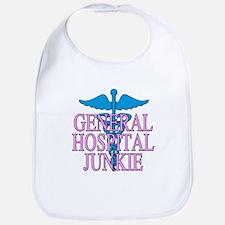 General Hospital Junkie Bib
