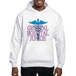 General Hospital Junkie Hooded Sweatshirt