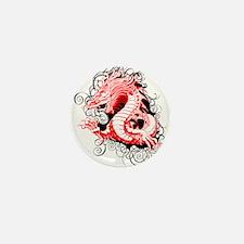 Dragon Misty Mini Button