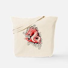 Dragon Misty Tote Bag