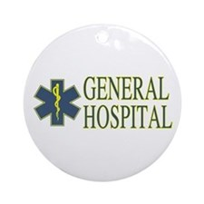 General Hosptial Ornament (Round)