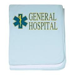 General Hosptial baby blanket
