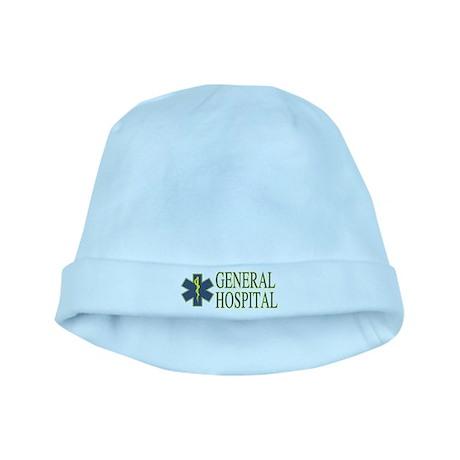 General Hosptial baby hat