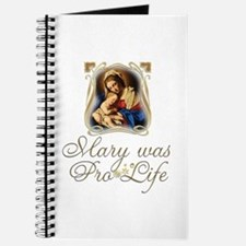 Mary was Pro-Life Journal