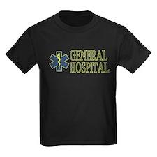 General Hosptial Kids Dark T-Shirt