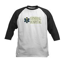 General Hosptial Kids Baseball Jersey