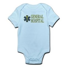 General Hosptial Infant Bodysuit