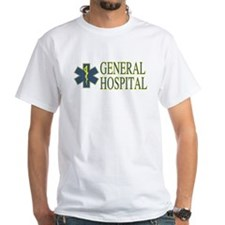 General Hosptial White T-Shirt