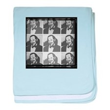 Tennessee Williams baby blanket