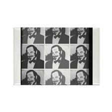 Tennessee Williams Rectangle Magnet