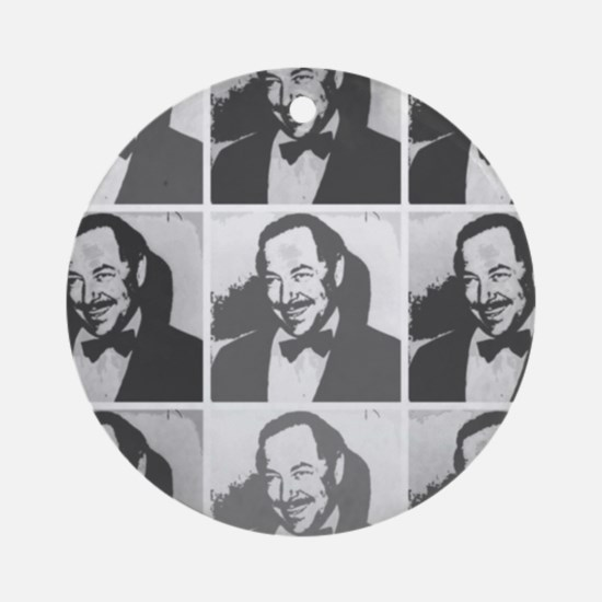 Tennessee Williams Ornament (Round)