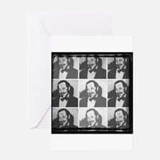 Tennessee Williams Greeting Card