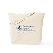 TSA Hands-On Tote Bag