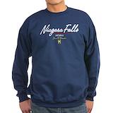 Canada niagara falls Sweatshirt (dark)