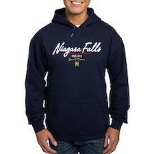Niagara Falls Script Hoodie