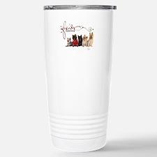 Cairn Terrier Friends Travel Mug