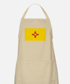 Flag of New Mexico Apron