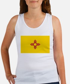 Flag of New Mexico Women's Tank Top