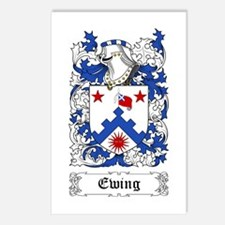 Ewing Postcards (Package of 8)