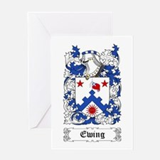 Ewing Greeting Card