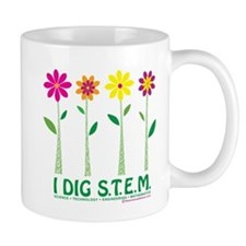 I DIG S.T.E.M.! Mug