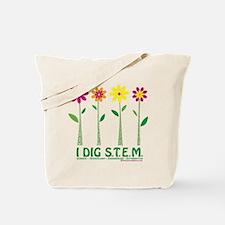 I DIG S.T.E.M.! Tote Bag