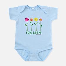 I DIG S.T.E.M.! Infant Bodysuit